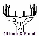 10 buck & proud